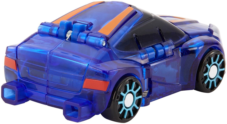 Mecard Evan Deluxe Mecardimal Figure Blue