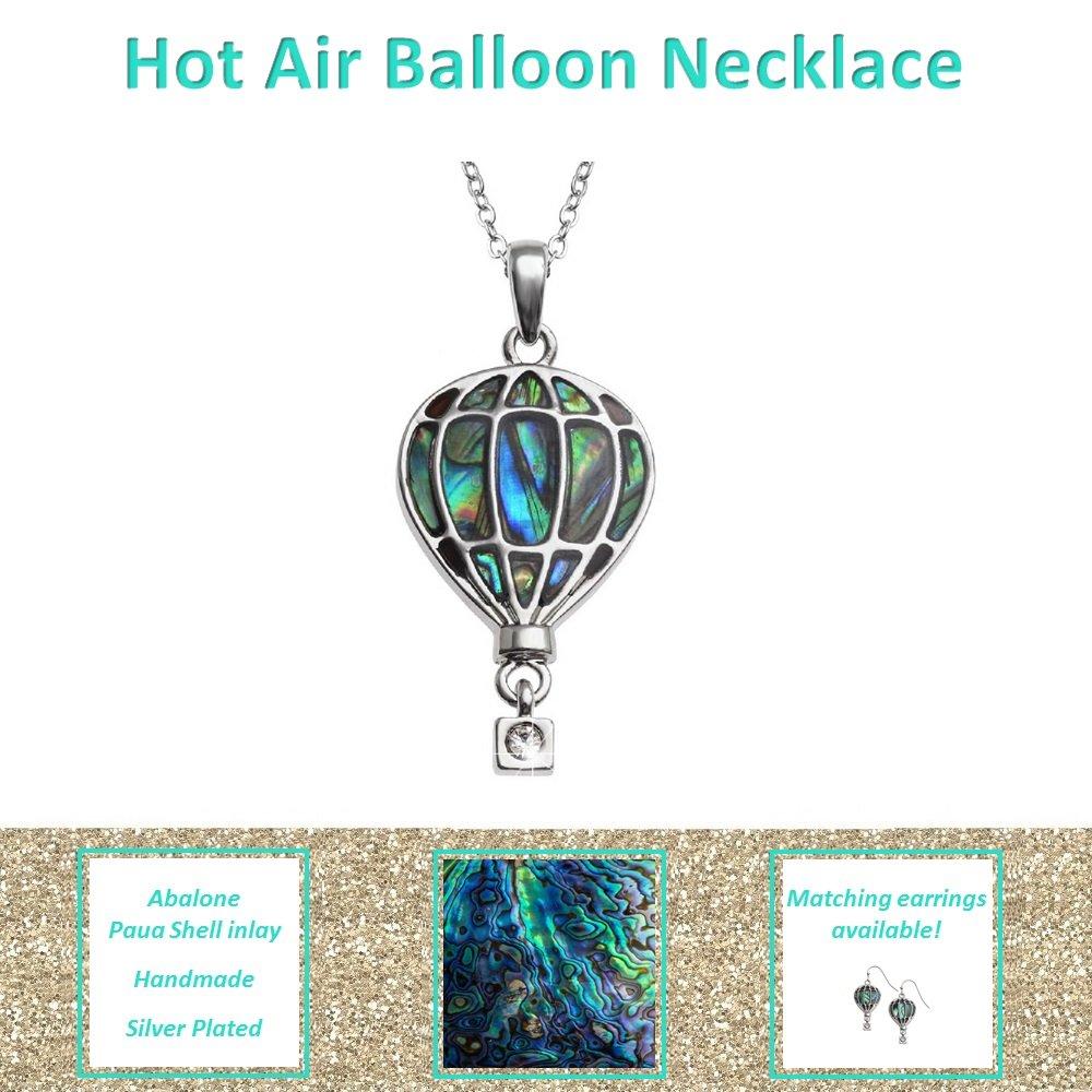 Amazon.com: bellamira – Globo de aire caliente – plata ...