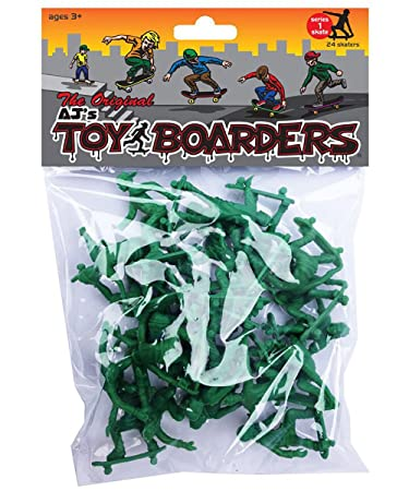 Amazon Com Mindtwister Usa Aj S Toy Boarders Skate Series 1 Action