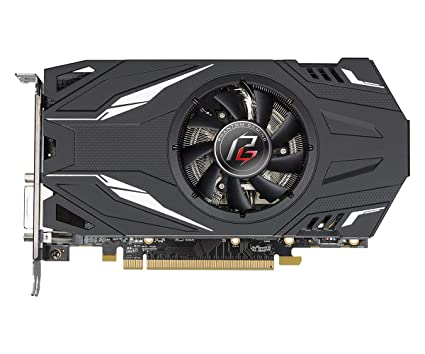 ASRock Phantom Gaming D Radeon RX 570 DirectX 12 RX570 4G 4GB 256-Bit GDDR5  PCI Express 3 0 x16 HDCP Ready Video Card