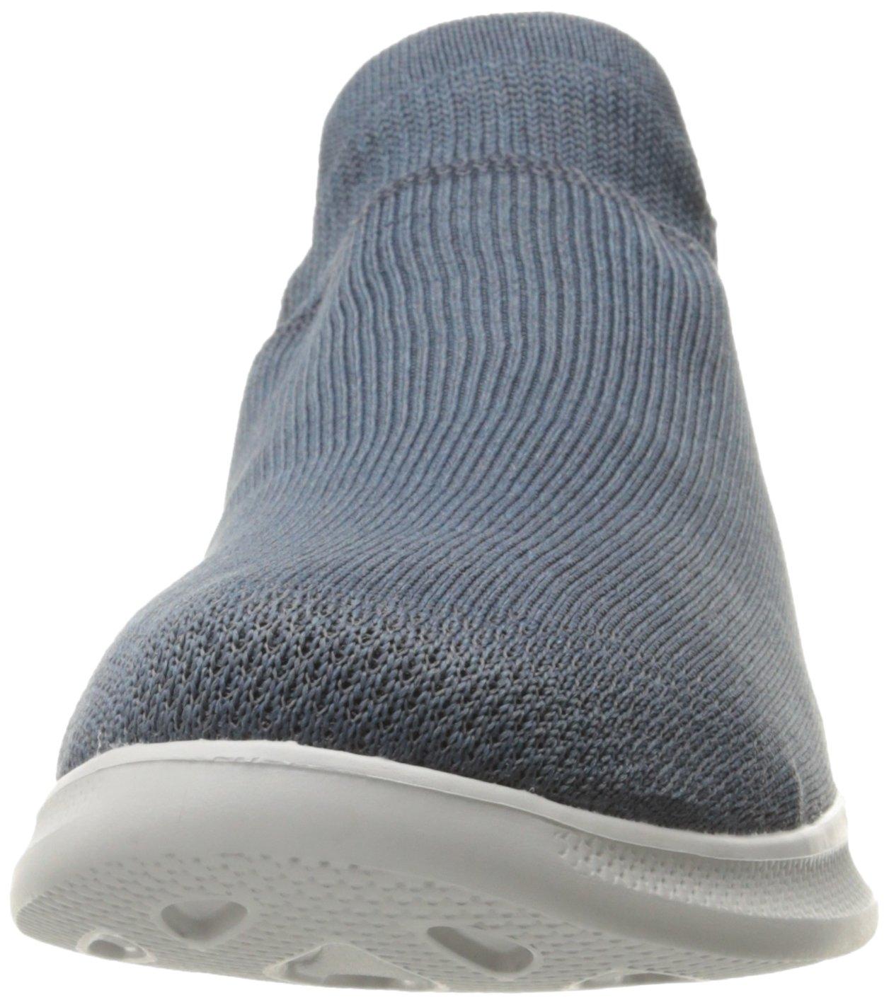 Skechers Performance Women's Go Step Lite Ultrasock Walking Shoe B01N0XWDL4 8.5 B(M) US|Blue/Navy