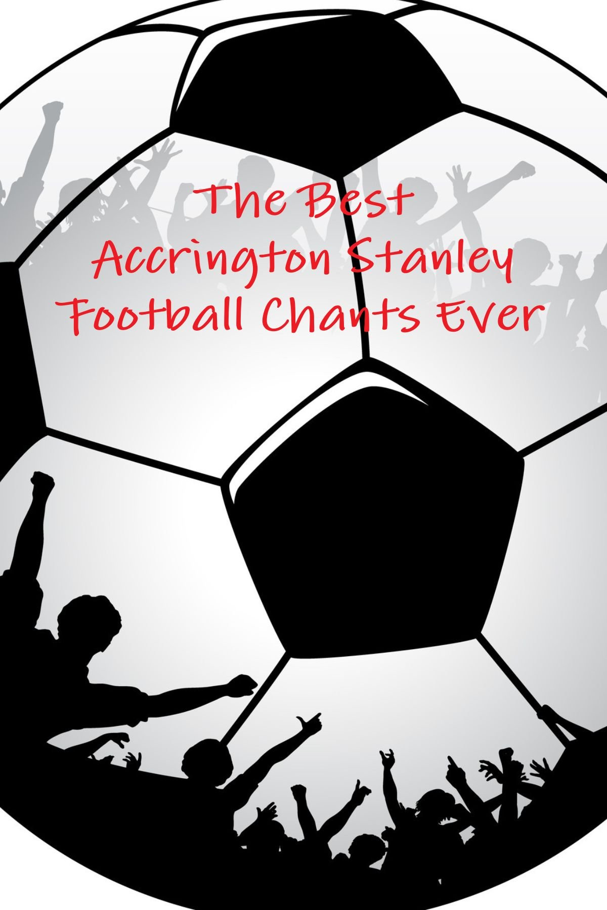 Read Online The Best Accrington Stanley Football Chants Ever ebook