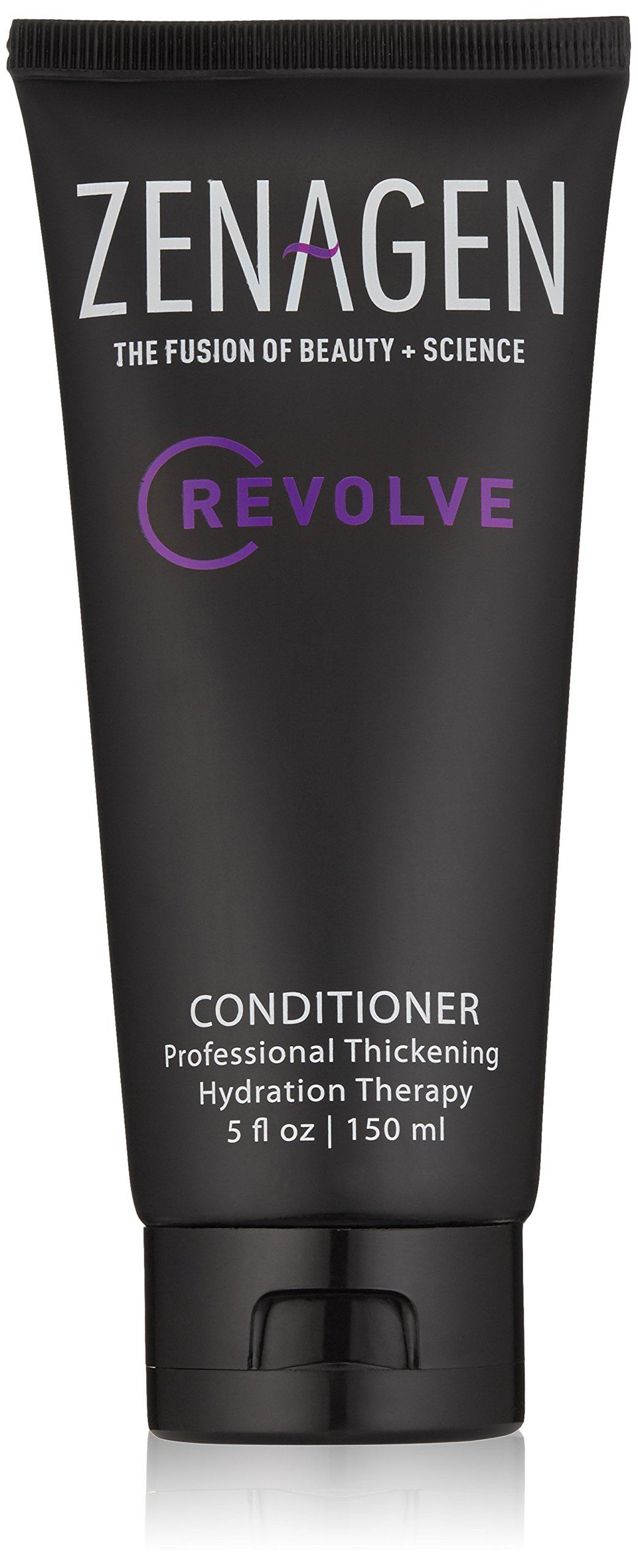 Zenagen Revolve Thickening Conditioner for Hair Loss and Fine Hair, 5 oz. by Zenagen
