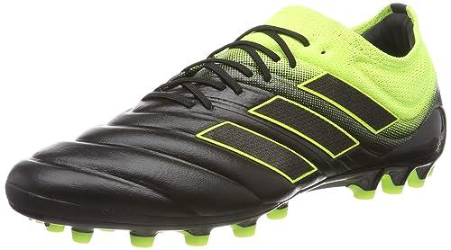 0abfa7da9 Adidas Copa 19.1 Ag, Men's Football Boots, Multicoloured  (Cblack/Syello/Cblack