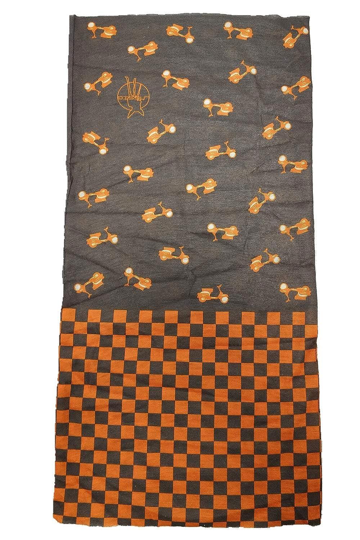 Lä ssig Foulard, bambini bambini Arancione (Orange) Taglia unica 21029