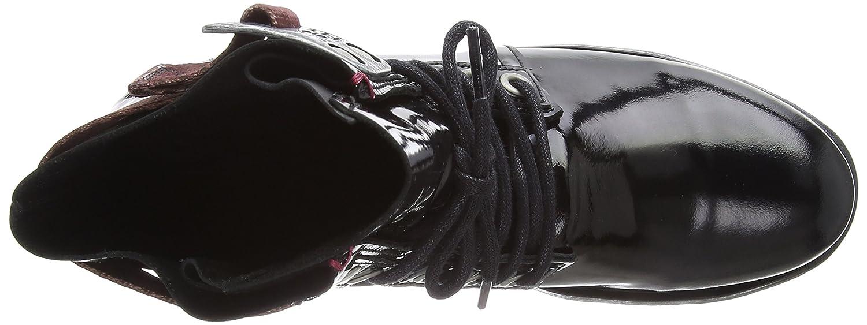 Fly London Damen Stay Combat Stiefel Stiefel Stiefel 66780a