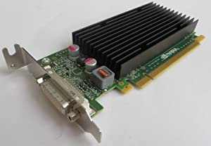 HP NVIDIA Quadro NVS 300 512MB GDDR3 PCI Express 2.0 x16 Low Profile Graphics Card