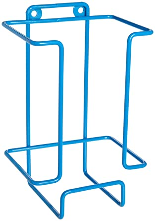 Wall Mounted Universal Box Holder Disposable Glove Wire Rack Single Rack