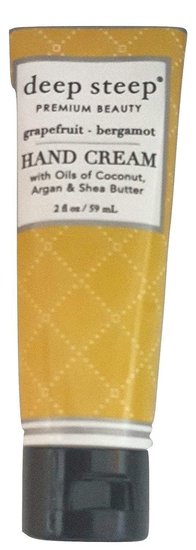 Deep Steep Hand Cream Grapefruit Bergamot 63000