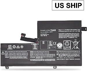 Emaks L15M3PB1 Battery L15L3PB1 for Lenovo (IdeaPad) N22 /N22 Touch /N23 /N23 Touch /N23 Yoga /N42 /N22-10 /N42-20 Chromebook 5B10K88047 5B10K88048 5B10K88049-11.1V 4050mAh/45Wh 3-Cells