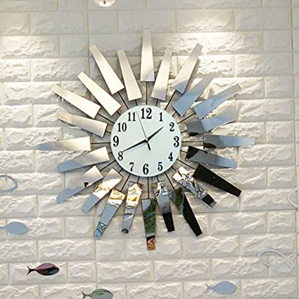 The harvest season Moderno e minimalista, camera orologio grande parete di  modo creativo orologi da