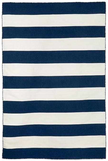 Amazoncom Liora Manne Sr071a25933 Sorrento Rugby Stripe
