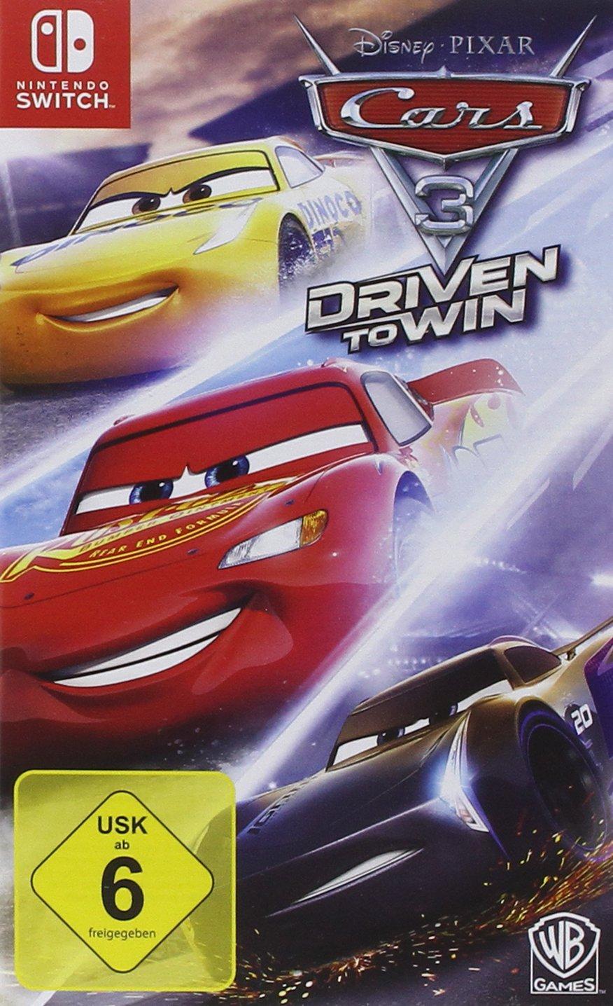 Cars 3: Driven To Win - [Nintendo Switch]: Amazon.de: Games