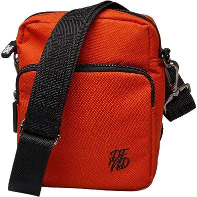 0a037009845 DFND London Unisex Main Zip Small Cross Body Bag (One Size Medium ...