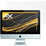 Apple iMac 21,5 (Model 6G 2009-2011) Displayschutzfolie - atFoliX FX-Antireflex blendfreie Folie Schutzfolie