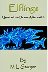 Elflings (Quest of the Demon Aftermath Book 2) Kindle Edition
