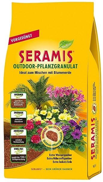 Seramis Ton Granulat Fur Alle Balkon Und Kubelpflanzen Vorgedungt