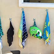 Amazon Com Starfish Wall Hook Hangers Cast Iron Antique
