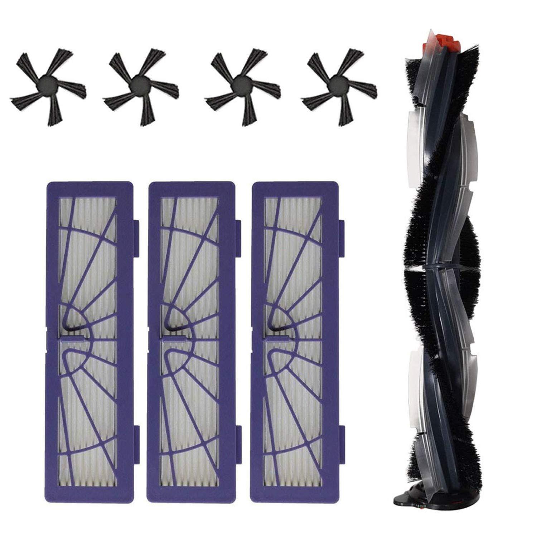 Zealing Kit de Accesorios para aspiradora Neato Botvac D Series ...