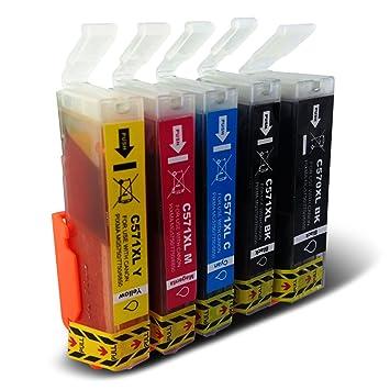 Global tóner Cartuchos de impresora compatibles para para Canon ...