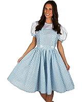adult dorothy wizard of oz dress costume - Dorothy Halloween Costume Women