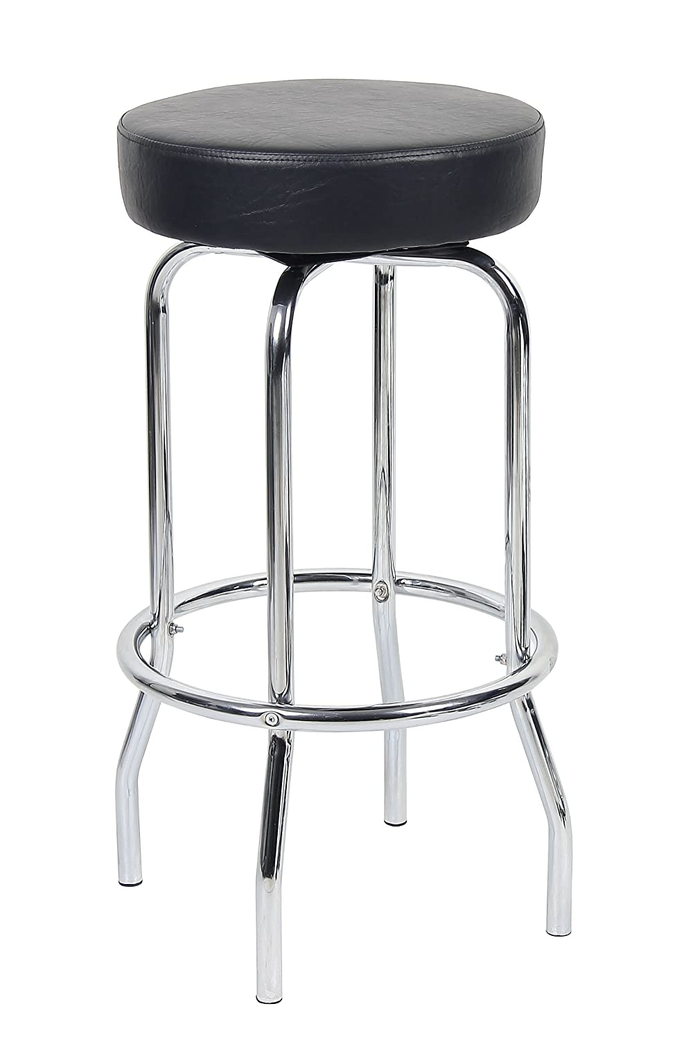 Amazon.com Boss Office Chairs B229 Bar Stool by Norstar Kitchen u0026 Dining  sc 1 st  Amazon.com & Amazon.com: Boss Office Chairs B229 Bar Stool by Norstar: Kitchen ... islam-shia.org