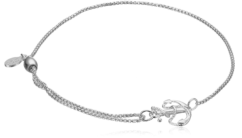 Alex Ani Chain Bracelet Anchor Image 3