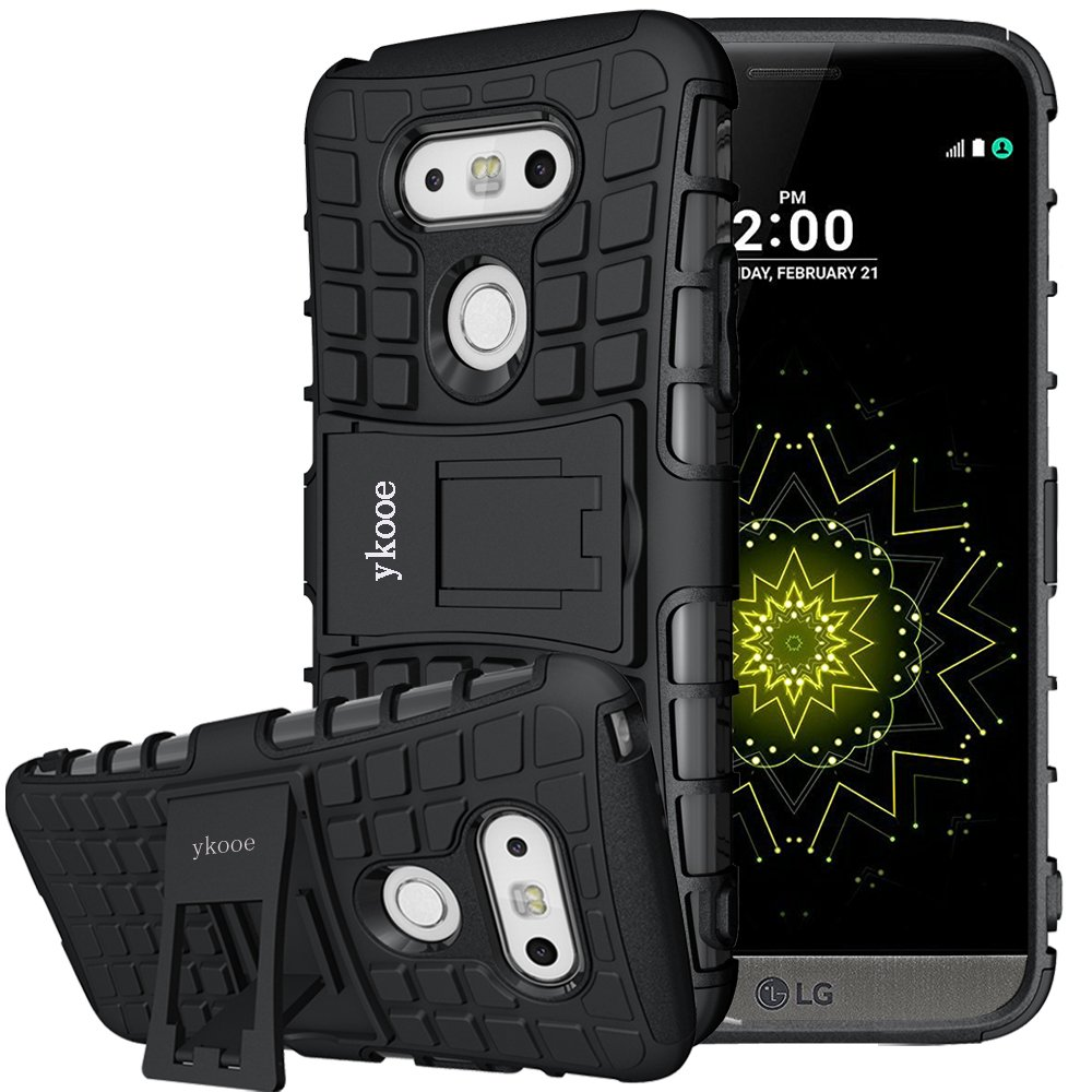 Funda LG G5, ykooe Silicona Carcasa LG G5 Teléfono Híbrida ...