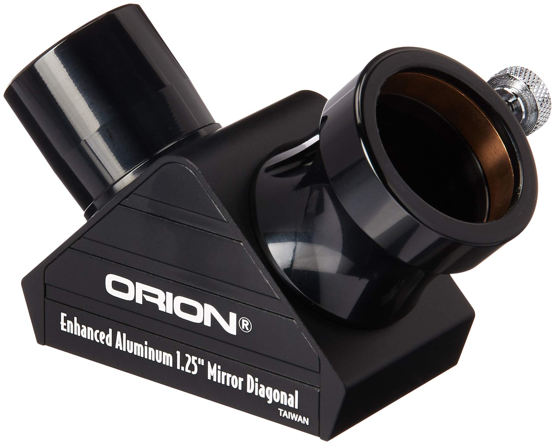 Orion 8879 1.25-Inch Enhanced Mirror Star Telescope Diagonal by Orion