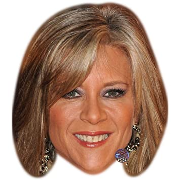 Amazon com: Samantha Fox Celebrity Mask, Card Face and Fancy