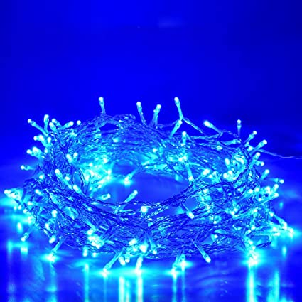 100 led waterproof string lights 328ft wall icicle lights christmas home decor lights wedding party