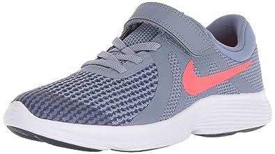 new style 5bb42 40e9d Nike Nike Revolution 4 (psv), Chaussures de Running garçon - Multicolore  (Ashen