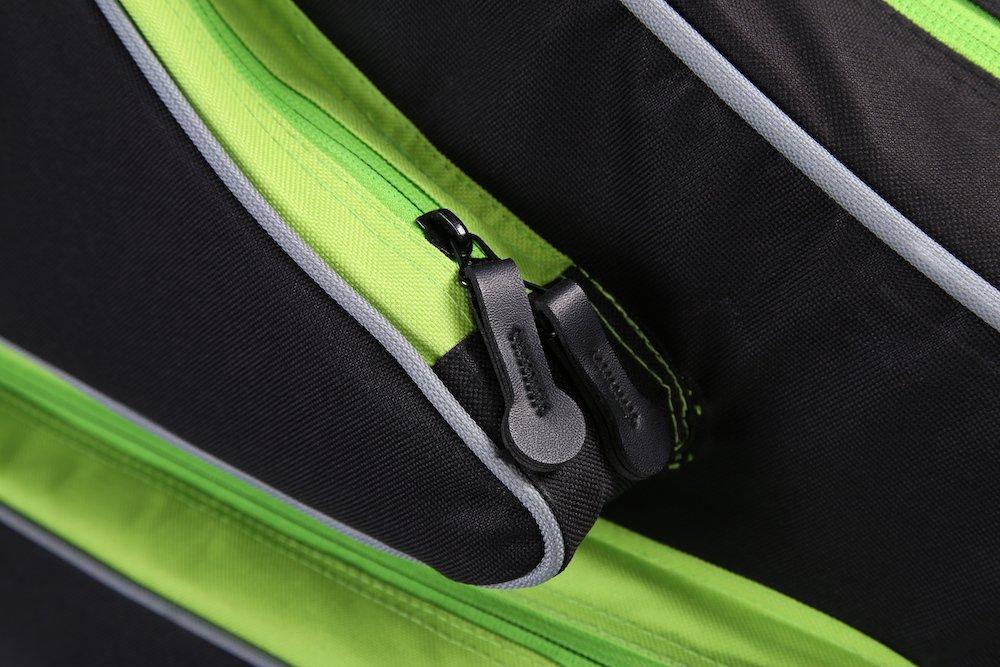 Legend Archery Superline Compound Bow Case - Backpack Shoulder with Straps - Inside Length 44'' (Green)