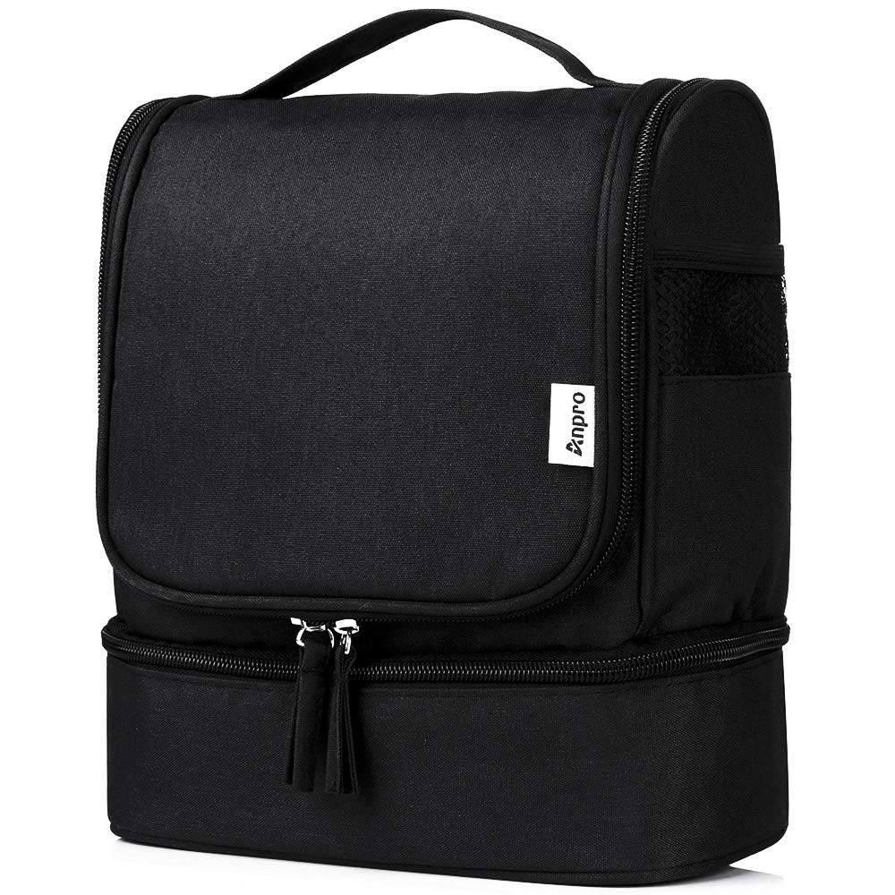 f58d751800 Anpro Travel Toiletry Wash Bag