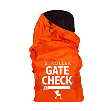 Amazon.com   JL Childress Gate Check Bag for Std Double Strollers ... 749a6b96d2638