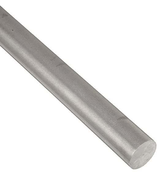 1018 Carbon Steel Hex Rod 6 mm Hex  x 3 Foot Length 3 Units