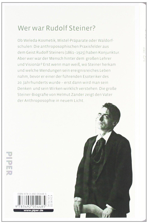 Rudolf Steiner Die Biografie Amazon Helmut Zander Bücher