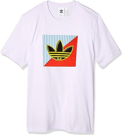 adidas Diagonal Logo T T Shirt Homme