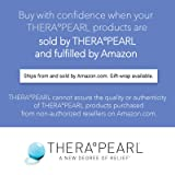 TheraPearl Color Changing Shin Wraps, Reusable Hot