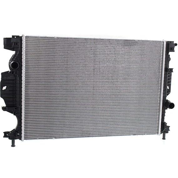 Amazon.com: Radiator For 2013-17 Ford Fusion 1.6L Manual/ 2.0L Non-turbo & Hybrid: Automotive
