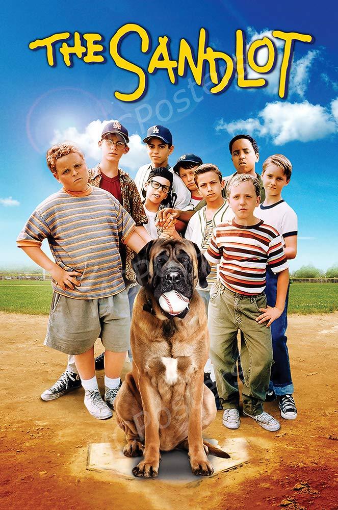 "MCPosters - The Sandlot Glossy Finish Movie Poster - MCP642 (24"" x 36"" (61cm x 91.5cm))"