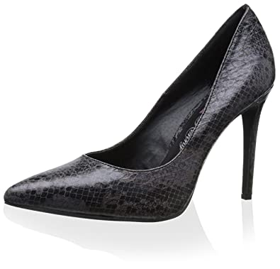 Penny Loves Kenny Women's Opus Pump, Black/Taupe, ...