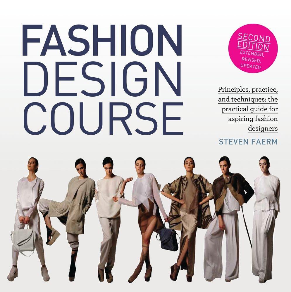 Fashion Design Course Principles Techniques product image