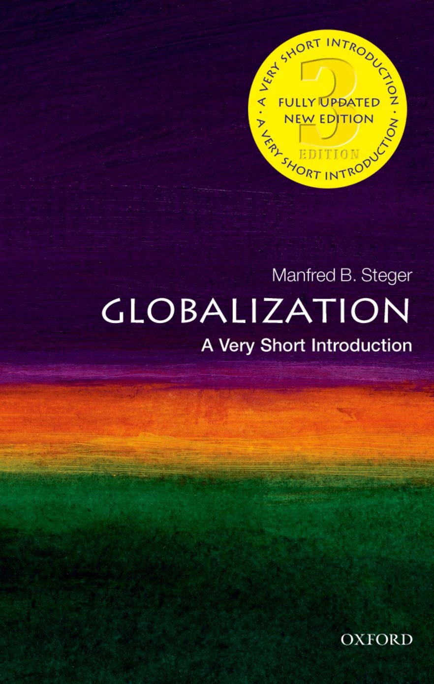 Globalization: A Very Short Introduction Very Short ...