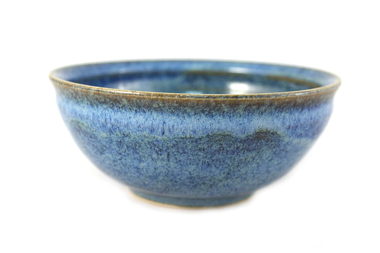 korium Shaving bowl Blue Ocean - handmade ceramics by korium