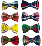 PET SHOW Pet Small Dogs Collar Attachment Bow Ties Puppies Cats Collar Charms Accessories Slides Bowties for Birthday…