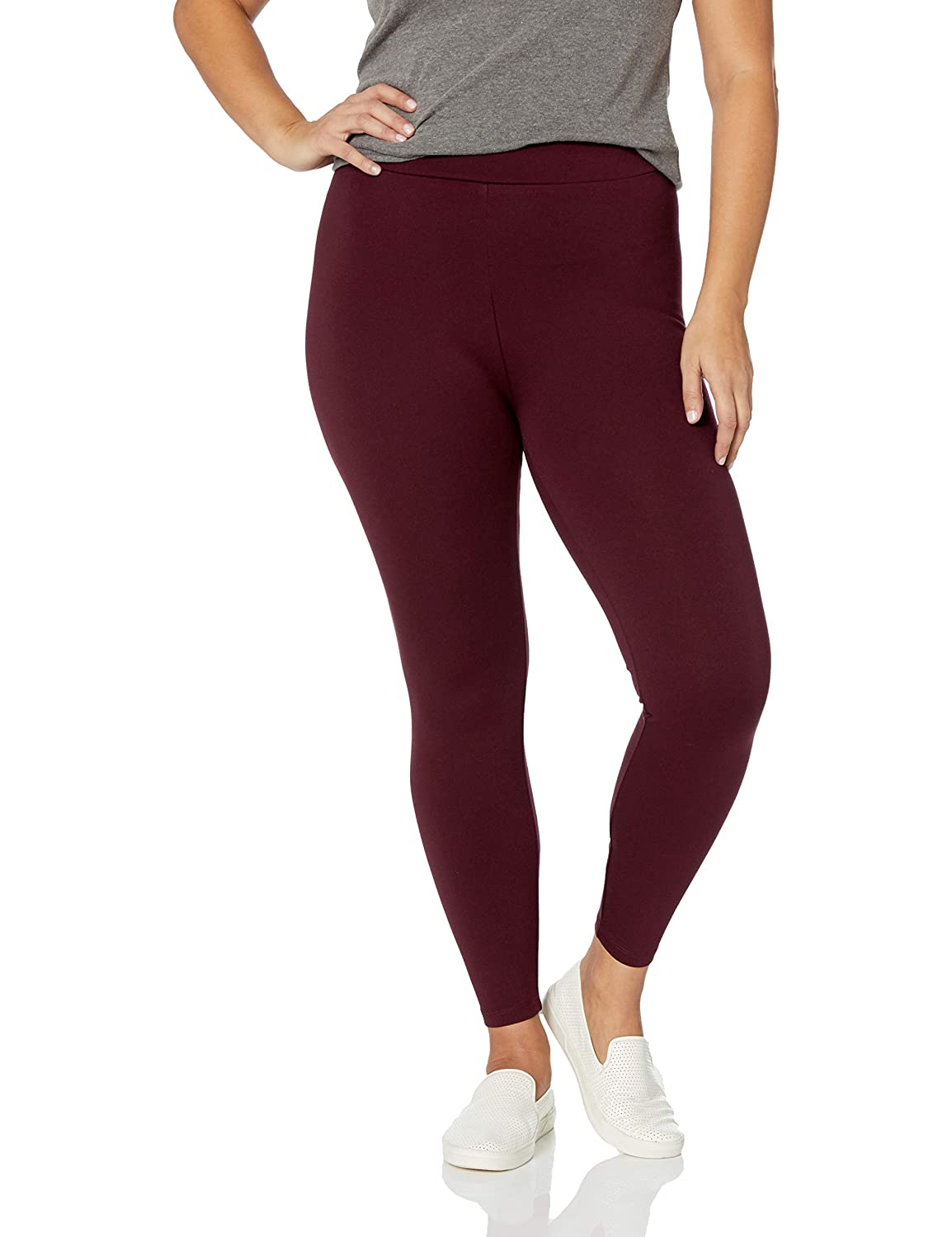 Daily Ritual Women's Ponte Knit Legging SP18(L)MP-103