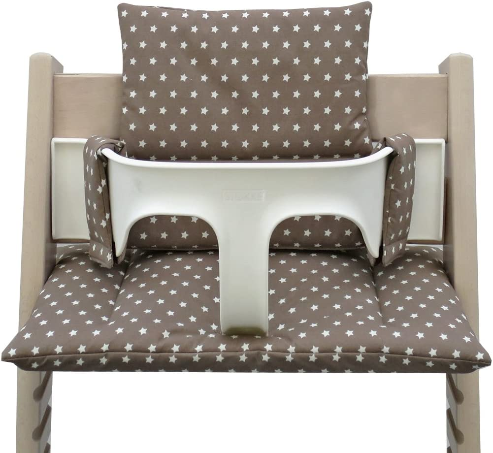 Baby Nursing Feeding Coated Cushion Set For Tripp Trapp High