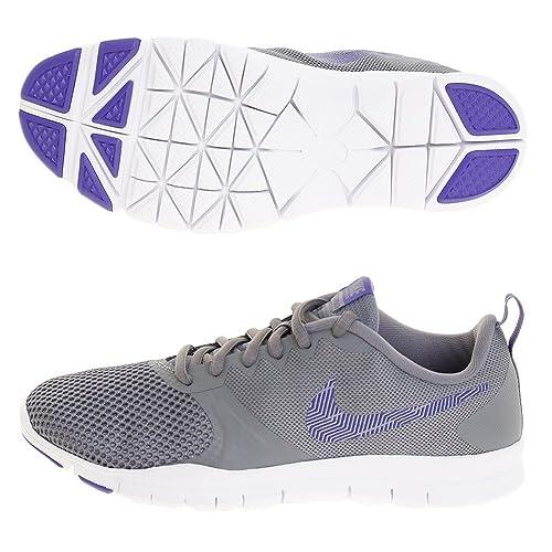 Nike Wmns Flex Essential TR Tenis para Mujer Gris Talla 23  Amazon ... 5aef050e759f0