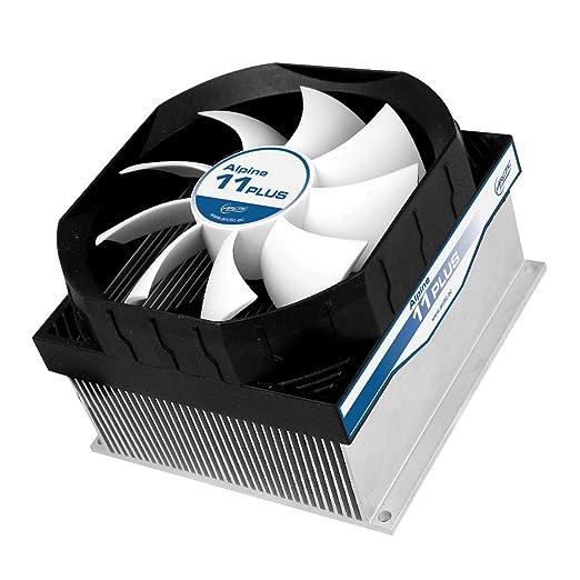 331 opinioni per ARCTIC Alpine 11 PLUS- Dissipatore per CPU Intel- fino a una potenza di